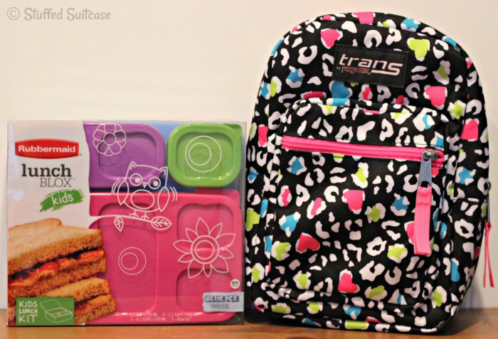 Back to School Backpacks and Lunch Boxes are a Big Deal