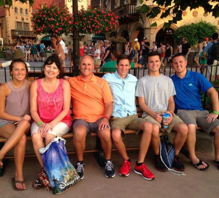 Rise Family - Epcot 2014 (2)