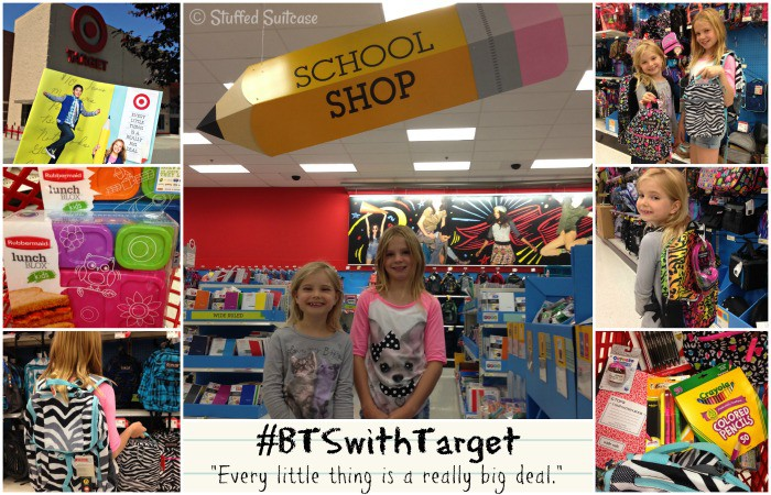 Shopping for Back to School at Target #BTSwithTarget StuffedSuitcase.com