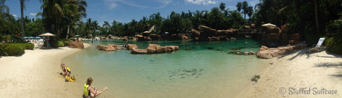 Grand Reef at Discovery Cove