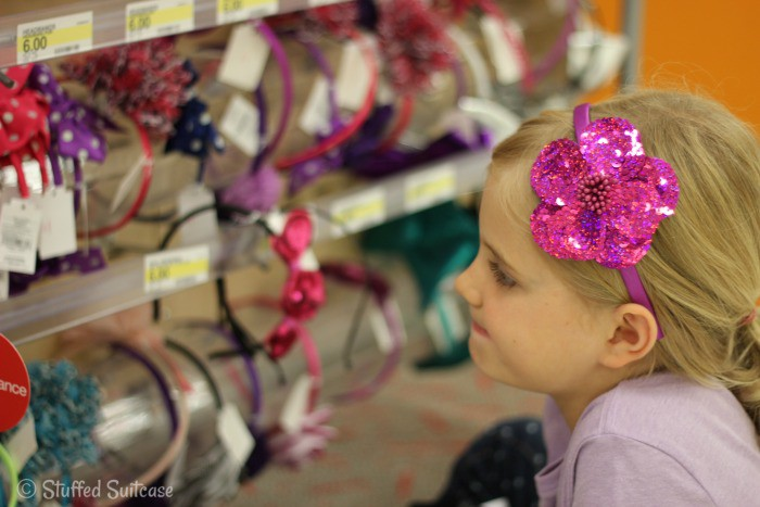Hairbands and Accessories at Target