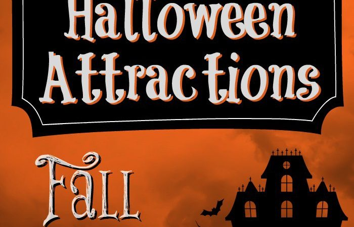 Halloween Attractions to Creep to this Fall 2014