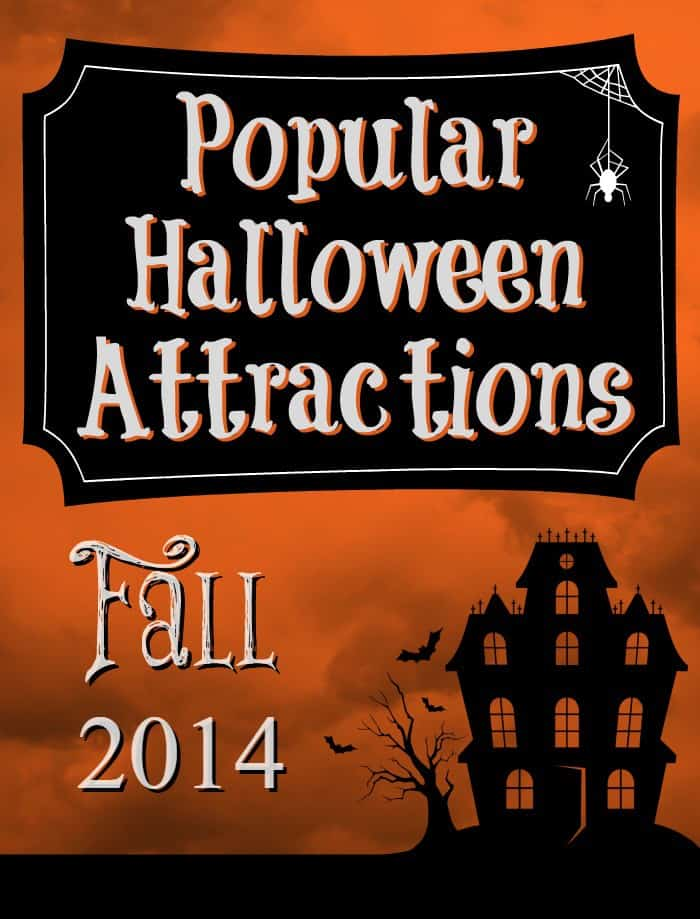 Looking to visit a fun attraction this Halloween? Here are some popular attractions across the US sure to give you spooktacular sights and spine tingling thrills | StuffedSuitcase.com