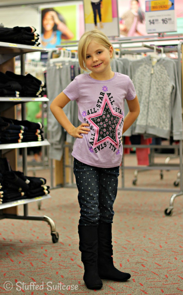 Back to School outfit from Target #BTSwithTarget