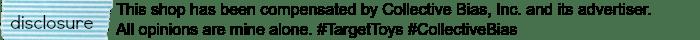 Disclosure target toys