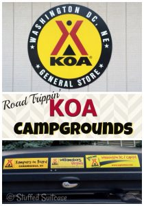 Road Trippin' with KOA Campgrounds