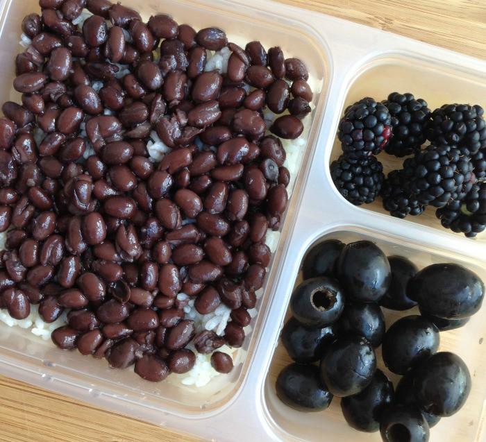 Black Theme Lunch