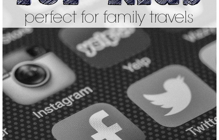 Android & iPhone Apps Kids Love : Perfect for Family Trips