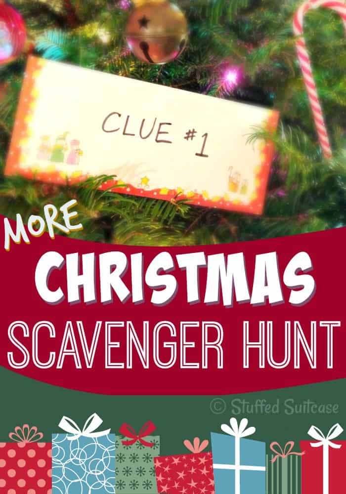 scavenger hunt ideas adults