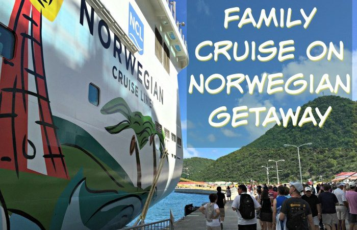 The Ultimate Family GETAWAY – Norwegian Cruise Line
