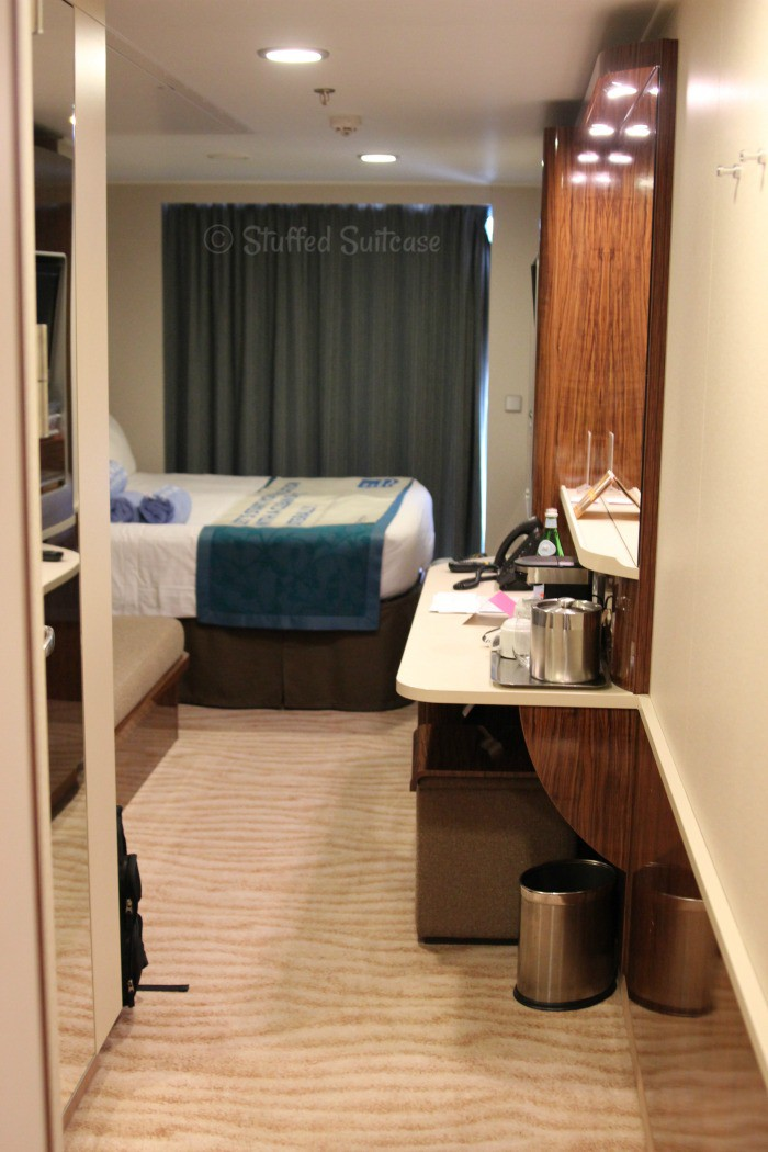 View of Room from Cabin Door