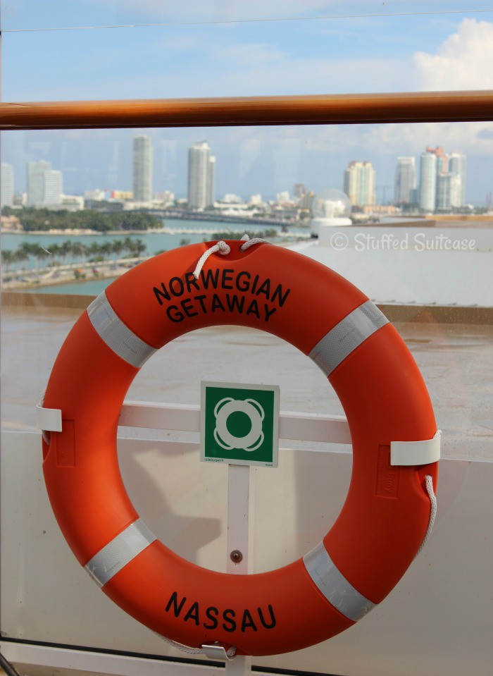 A look aboard the Norwegian Getaway cruise ship from StuffedSuitcase.com