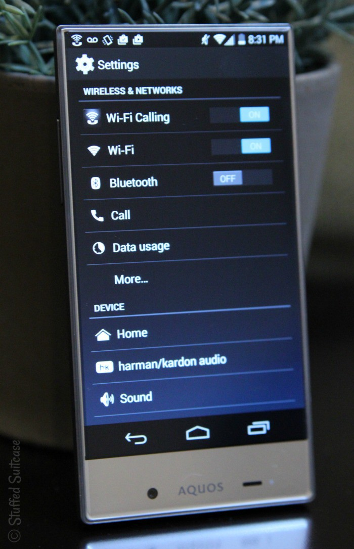 Make Wi-Fi Calls!