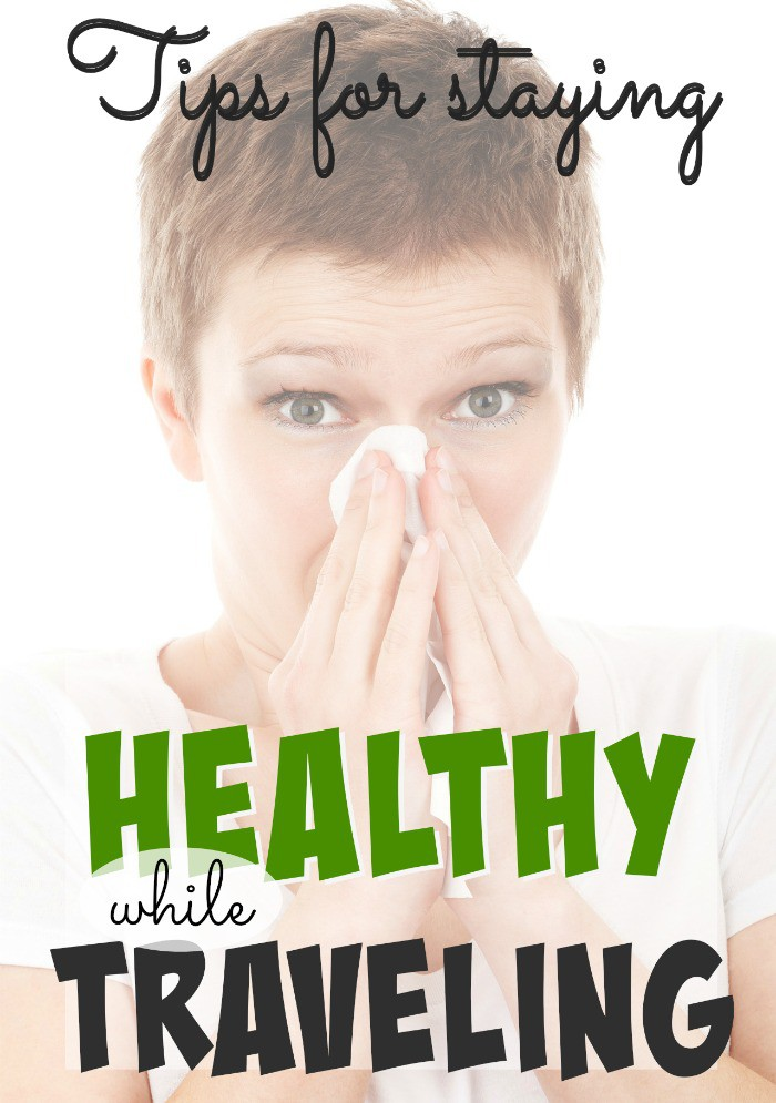 Nobody wants to get sick while on vacation. Here are 10 tips for staying healthy while traveling   StuffedSuitcase.com