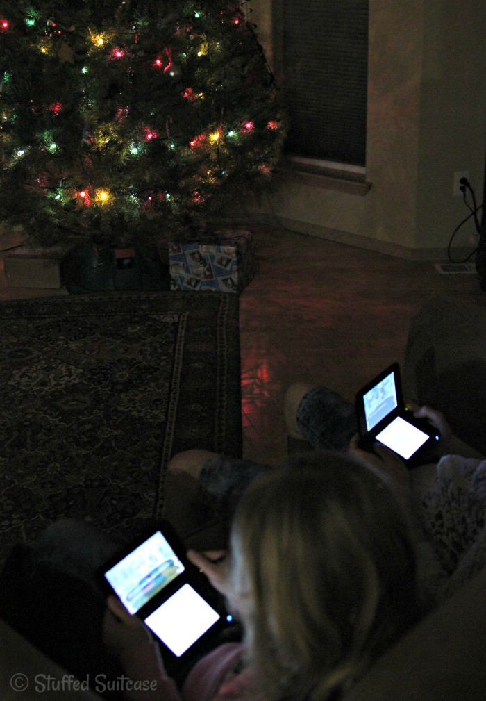 After Party: late night Nintendo 3DS XL fun