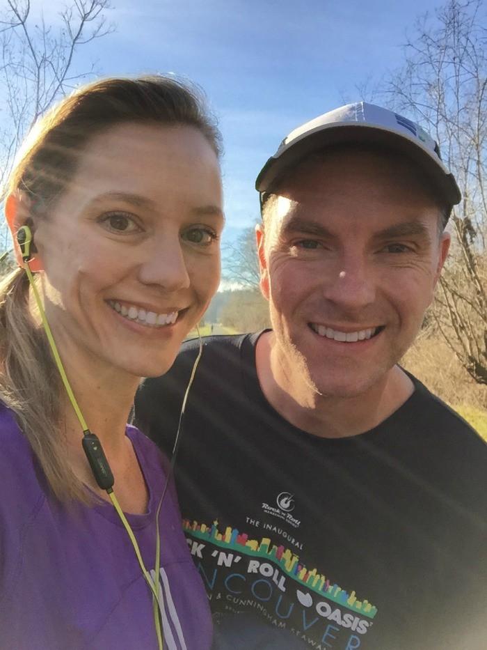 Find a running partner