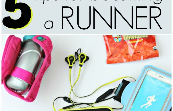 Did you make a fitness resolution? Here are 5 tips to help you get into the sport of running and help live a healthy and active life! StuffedSuitcase.com