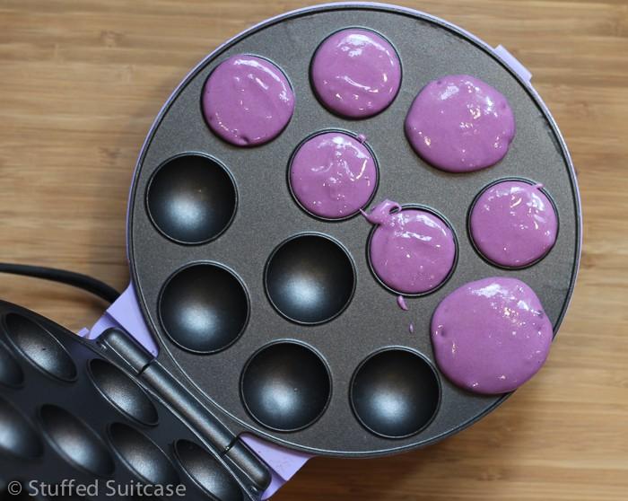 First Attempt - Cake Pop Maker
