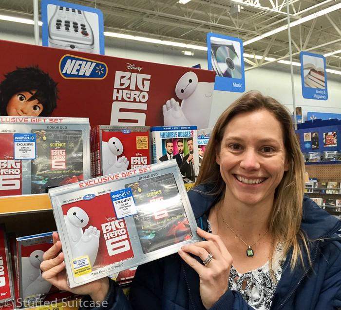 Family Fun Big Hero 6 Movie Pack at Walmart!