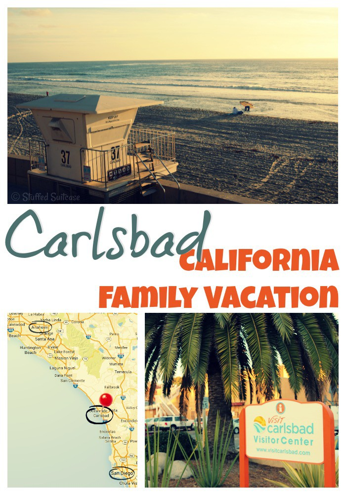Want to plan a family vacation to southern California? You should visit Carlsbad and stay at one of these family friendly hotels!