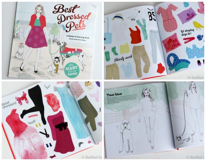Win it before you can buy it! Best Dressed Pets from Chronicle Books