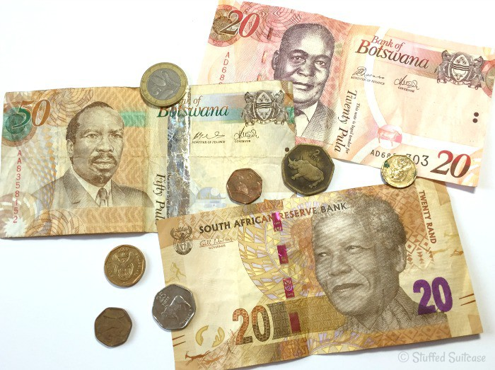 Currency-Africa-Rand-Pula