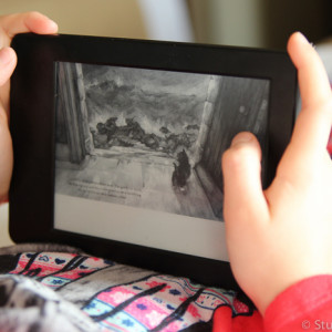 Reading chapter books and more with the Kindle and FreeTime Unlimited ebooks