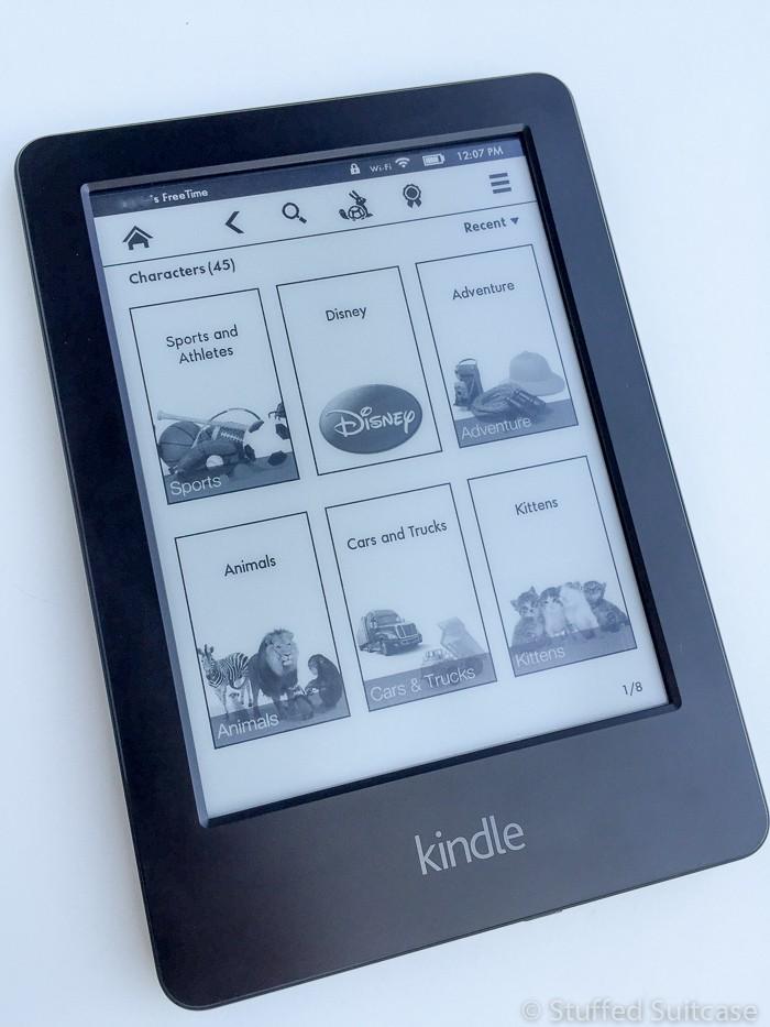 Kindle-FreeTime-Unlimited-ebook-categories