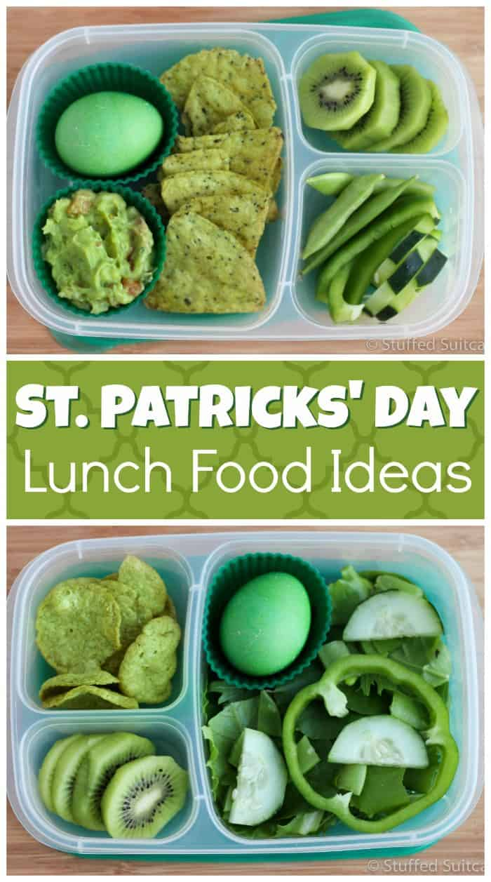 St patricks day food ideas for lunch for Cuisine on the green