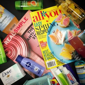 Grab a new magazine at Target for some Spring Me Time!