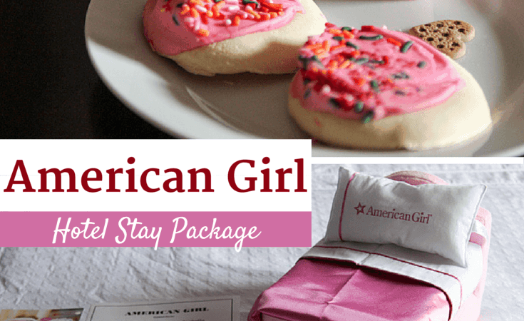 American Girl Hotel Stay Package at Homewood Suites Lynnwood, WA
