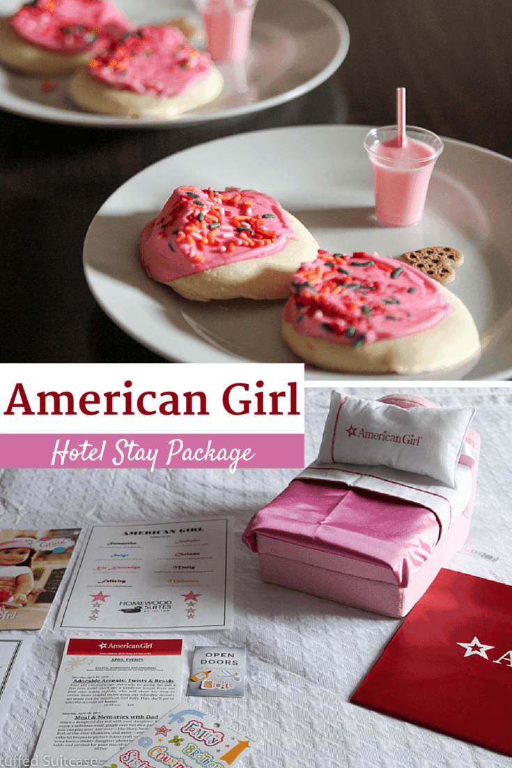 Surprise and delight your American Girl fan with this fun American Girl hotel stay package at Homewood Suites by Hilton Seattle / Lynnwood
