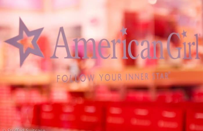 Spending the Day at American Girl Seattle