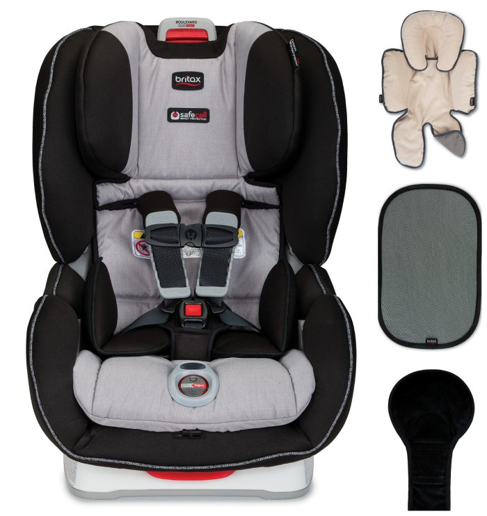 Britax ClickTight Giveaway at Stuffed Suitcase