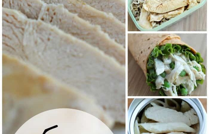 5 Easy and Delicious Leftover Chicken Recipes You'll Love for Lunch