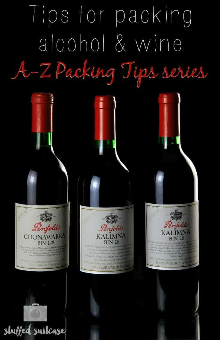 Planning to travel and bring home some special alcohol or wines back with you? Here are some simple tips to help you with packing the alcohol in your luggage.