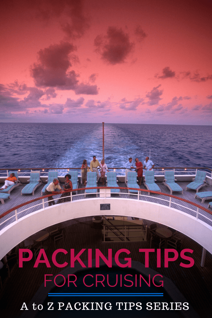 Ready to take a cruise? Make sure you check out these cruising tips plus a free printable cruise packing list!