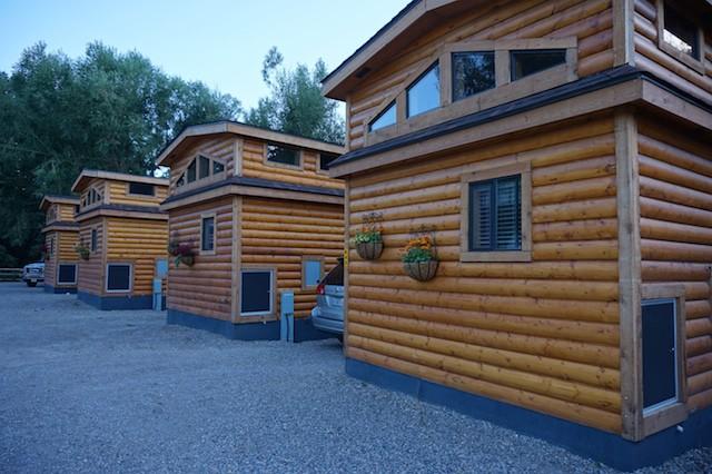 KOA Deluxe Cabins