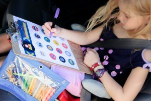 Free Printable Road Trip Scavenger Hunt for Kids