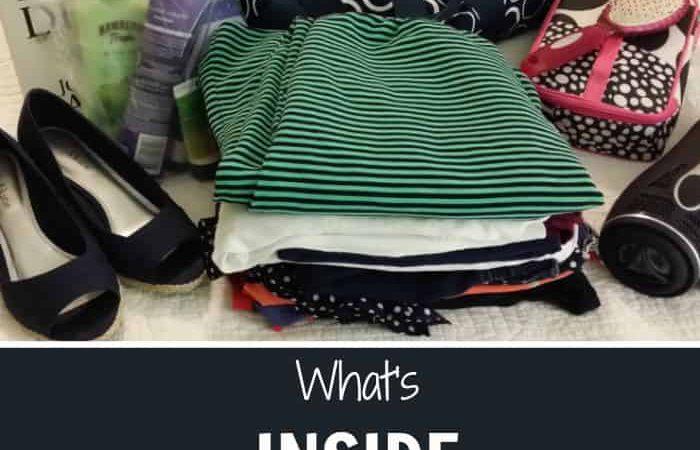 What's INSIDE My Bag? A Travel Blogger's Guide to Packing Light