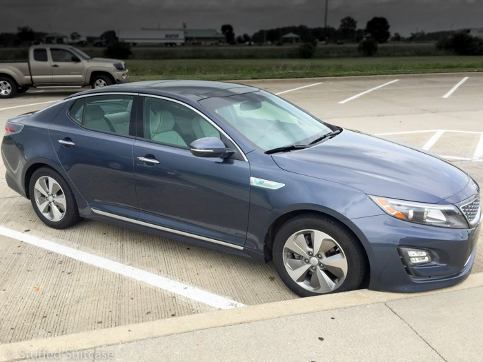 A look at why the Kia Optima Hybrid is the best of both worlds.