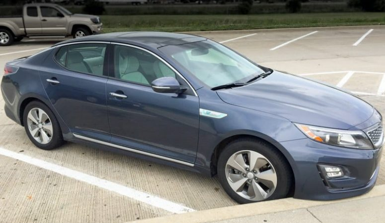 Best of Both Worlds with the Kia Optima Hybrid
