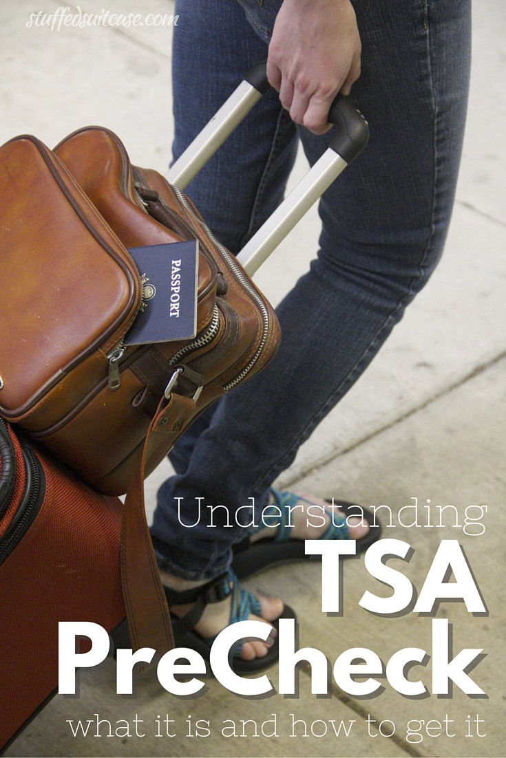 Why And How To Get Tsa Precheck