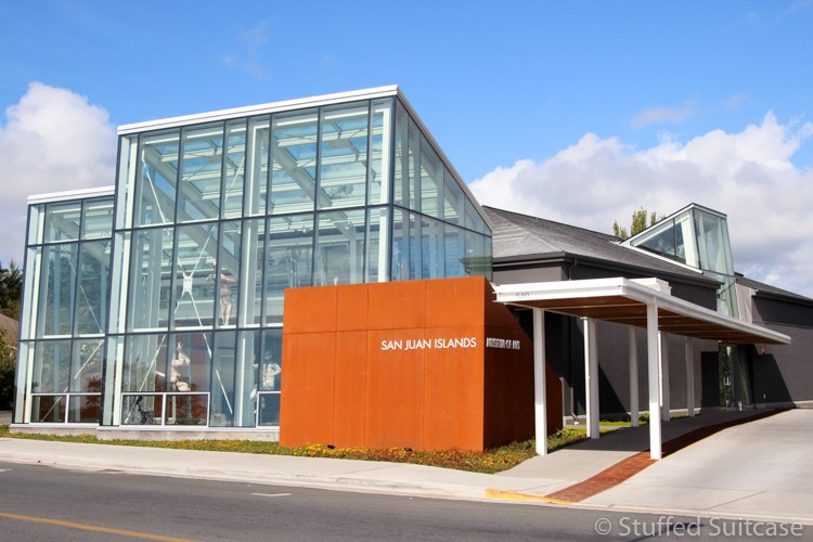 San Juan Islands Museum of Art (IMA)