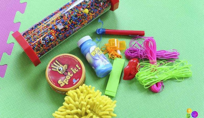 Road Trip Sensory Toys :: A to Z Packing Tips