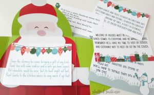 Christmas Scavenger Hunt Riddles from StuffedSuitcase.com