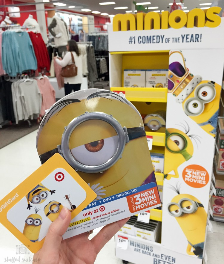 exclusive Minions Metal Pak only available at Target