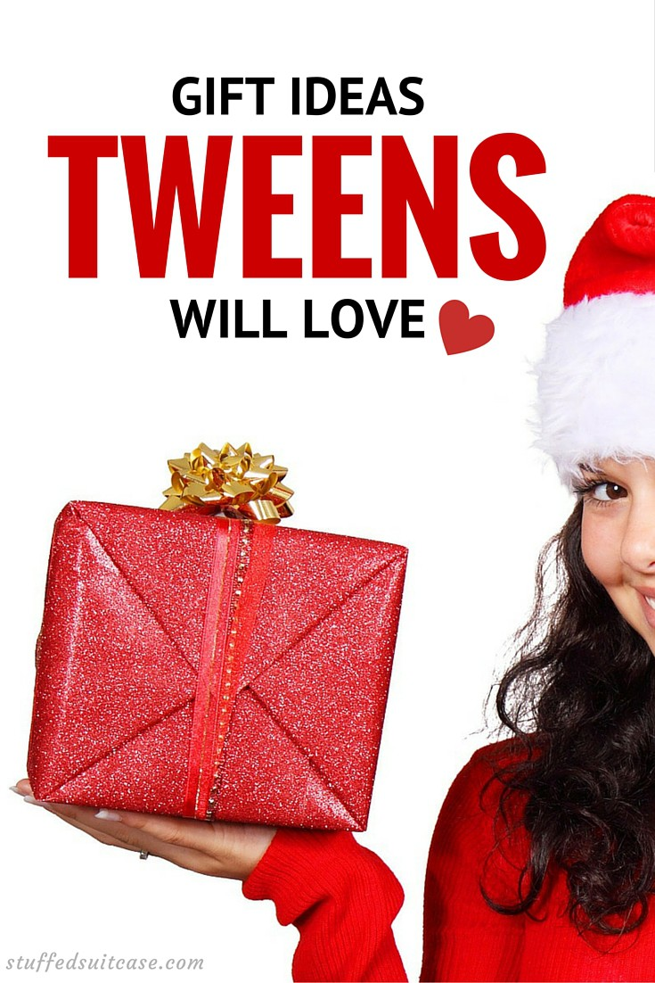 Tween Christmas Gifts They\'ll Love