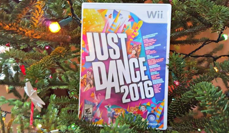 The Perfect Playdate For Your Kids : Just Dance 2016