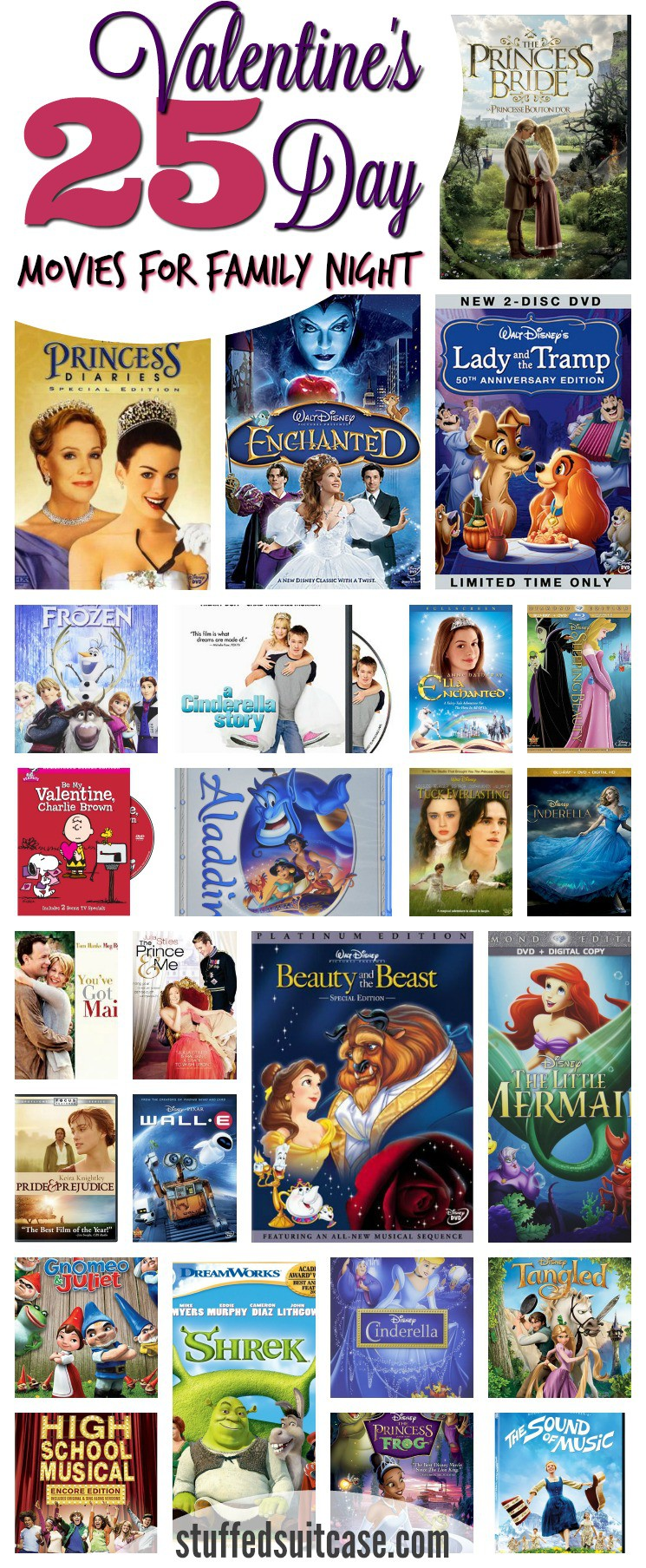 25 Valentine S Day Movies For Family Movie Night